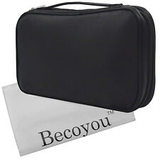 Becoyou Makeup Brush Bag Case Zipper Cosmetic Pouch Handle Organizer Travel Hot!