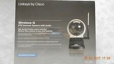 Linksys / Cisco WVC210 Wireless-G PTZ Internet Video Camera