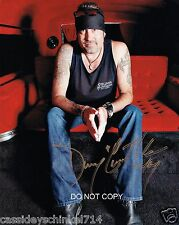 "Danny ""The Count"" Koker Counting Cars TV Show Reprint Signed 8x10"" Photo #1 RP"