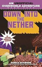 Down into the Nether : An Unofficial Overworld Adventure, Book Four by Danica...