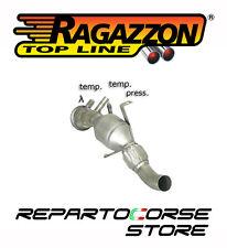 RAGAZZON CATALIZZATORE+TUBO SOSITUZIONE FAP GR.N BMW SERIE 3 E91 335D BI-TURBO