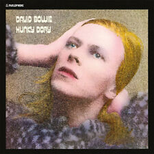 """DAVID BOWIE Hunky Dory 12"""" Reissue Remastered 180G Vinyl LP"""