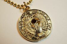 Raiders of the Lost Ark Indiana Jones Eye of Ra Staff Pendant Necklace w/Chain