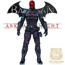 "RED HOOD (ARMORED) - Batman: Arkham Knight DC Collectibles 7"" Figure - IN STOCK!"