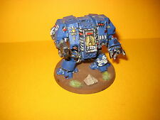 Warhammer 40k - Ultramarines - Dreadnought - Cybot