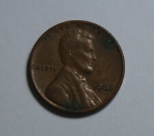 One Cent United States of America Coin 1966 Münze TOP! (E6)