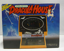 CONSOLE EPOCH LSI GAME TABLE TOP DRACULA HOUSE BOXED JAPAN RARE COMPLETE