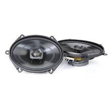 """NEW! Polk Audio DB572 5"""" x 7"""" / 6"""" x 8"""" Coaxial Car Speakers 75W RMS/225W Peak"""