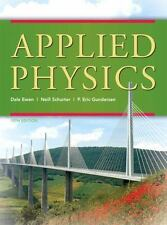 LIKE NEW Applied Physics by Dale Ewen Hardcover Book (English) Free Shipping