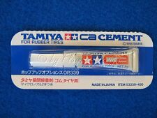 Sekundenkleber CA CEMENT TAMIYA 5gr. For Rubber Tires
