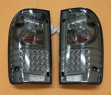 LED TAIL LAMP LIGHT REAR SMOKE FOR 98 99 00 01 02 03 04 TOYOTA HILUX SR MK4 MK5