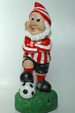 Southampton Colours TALKING Football Gnome Novelty Gift