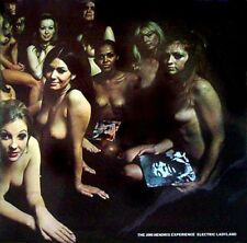 THE JIMI HENDRIX EXPERIENCE - Electric Ladyland (Double LP) (F/F)