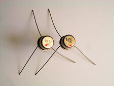 "2SB492  ""Original"" Sanyo germanium Transistor  2 pcs"