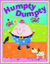 "Humpty Dumpty and Friends (Nursery Library), Belinda Gallaher, ""AS NEW"" Book"