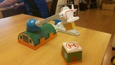 Thomas The Tank Harold Helicopter Cargo Delivery Motor Road & Rail Trackmaster