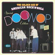 The Golden Age Of American Rock'n'Roll: Special Doo Wop Edition (CDCHD 1000)