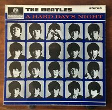 The Beatles A Hard Days Night Rare Pressing & Demonstration Copy Very Rare