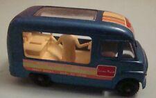 Matchbox Regular Wheel 47B Metallic Blue Commer Ice Cream Canteen BPW 1963