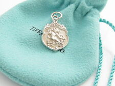 Tiffany & Co RARE Silver Olympian Beauty Charm 4 Necklace or Bracelet
