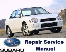 SUBARU IMPREZA 2001 2003 SERVICE REPAIR MANUAL PDF+ WIRING DIAGRAM FAST SEND