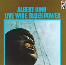 Live Wire/Blues Power - Albert King (1989, CD NIEUW)