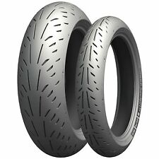 190 55 17 75W Michelin Power Supersport Evo Rear Motorcycle/Bike Tyre