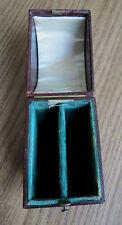 ANTIQUE BAILEY & CO JEWELRY BOX PHILADELPHIA 19th C