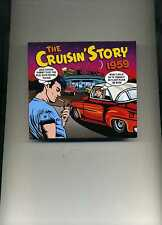 CRUISIN' STORY 1959 - RICKY NELSON BUDDY HOLLY SAM COOKE ELVIS - 2 CDS - NEW!!