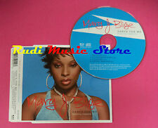 CD singolo Mary J. Blige Featuring Common Dance For Me 155 914-2 no lp mc(S20)