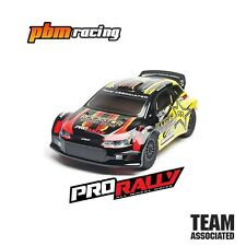 SALE AE Qualifier Series Pro Rally RTR RC Electric Brushless 1/10 Car AS7070