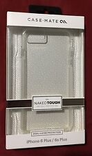 Brand New Case-Mate Naked Tough Case for iPhone 6 Plus / 6s Plus - Clear