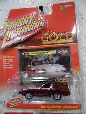 Johnny Lightning Datsun 280ZX Turbo 1981 Red 1/64 Diecast NEW
