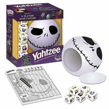 Yahtzee Tim Burton's The Nightmare Before Christmas Jack