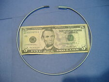 """LUCKY LINE  6"""" THREAD APART LARGE JAILER KEY RING MADE IN USA"""