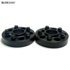 """Set of 4 1"""" inch Wheel Spacers for Mercedes Benz G Class 5x130 84.1 Bore 14x1.5"""