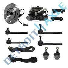 Brand New 12pc Complete Front Suspension Kit K1500 K2500 K3500 Suburban 4WD 4x4