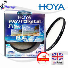 Nuevo genuino Hoya 49 Mm Pro1 Digital Uv Multi-Coated Filter Retencion 49mm