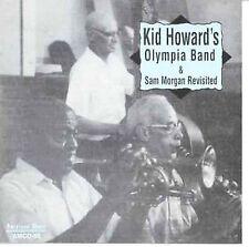 Howard, Kid-Olympia Band & Sam Morgan Revisited CD NEW