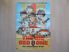 The Big Red One  -   Original Kinoplakat A 1