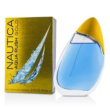 Nautica Aqua Rush Gold EDT Spray 100ml Men's Perfume