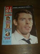 CR 41 (12/10/78) BREL ANDRESS DELON MORRIS