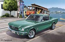 Revell of Germany [RVL] 1:24 1965 Ford Mustang 2+2 Fastback Plastic Model Kit
