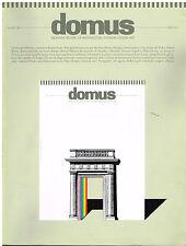 Domus Magazine No. 748 - April 1993 Italian Architecture and Design