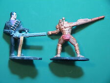 Terminator/Predator VINTAGE 1994 Action Masters Lot of 2 Parts Kenner METAL Inc!