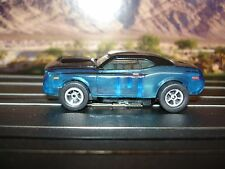 AUTO WORLD ~ Dodge Challenger Concept  Blue ICE Edition ~ ALSO FITS AFX, JL, AW