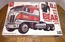 Vintage AMT BJ and the Bear Kenworth Aerodyne Model Truck Kit - NEW/SEALED