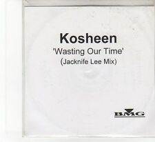(FB498) Kosheen, Wasting Our Time - DJ CD