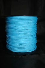5' BCY Electric Blue D Loop Material Archery Bowstring Rope Drop Away Cord