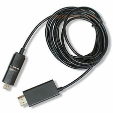 10ft Micro USB MHL to HDMI HDTV Cable Adapter For Samsung Galaxy S2 S3 S4 HTC WT